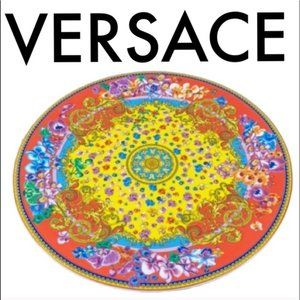 VERSACE LARGE DECORATIVE WALL/ SERVICE PLATE